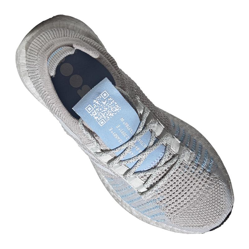 Detalles de Adidas pulse Boost HD running señora gris azul ver título original