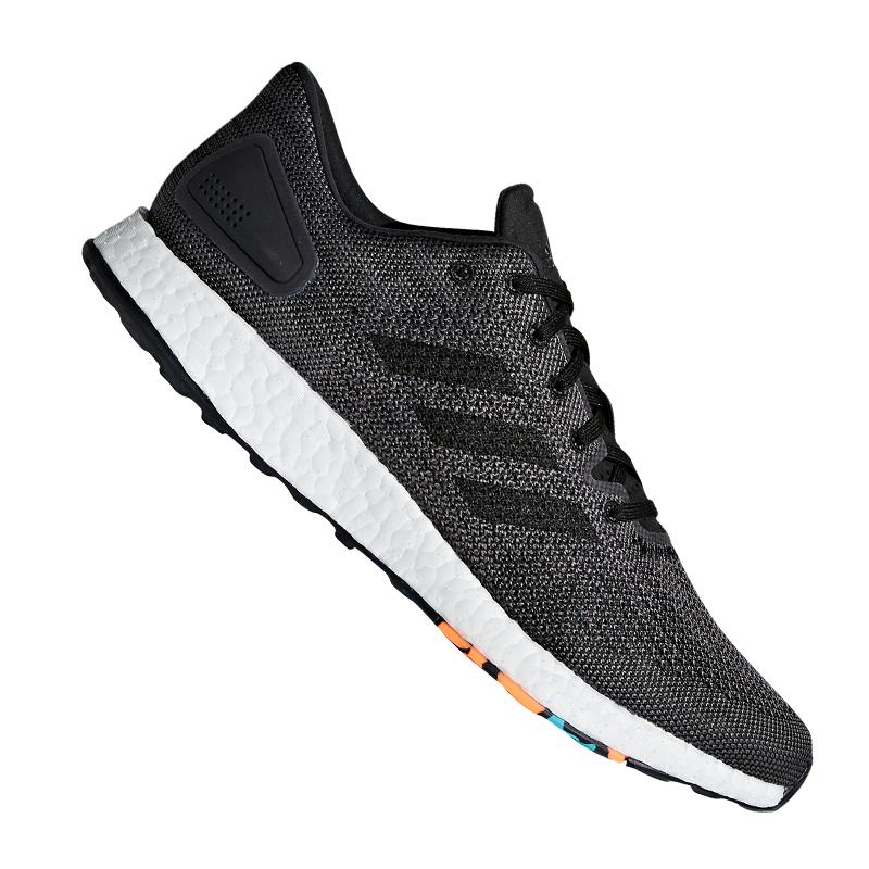 Adidas Pure Boost DPR  Running black orange  more affordable