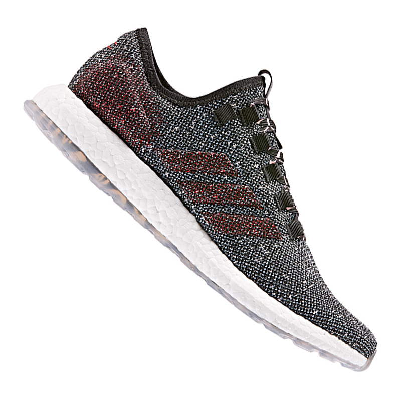 Adidas pure Boost Corsa black red