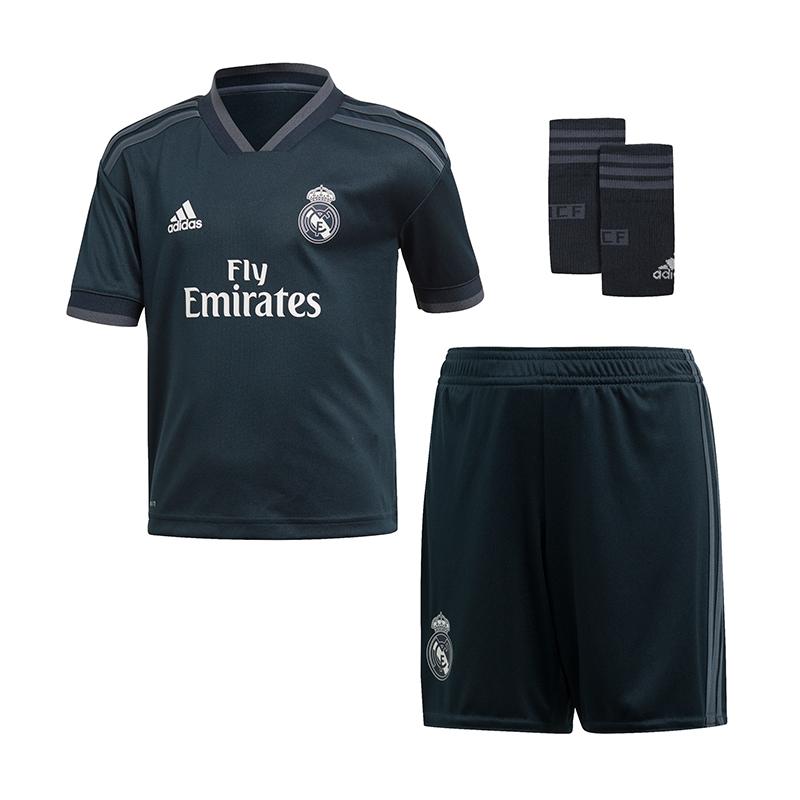 Adidas Real Madrid Minikit Away 2018 2019    Am praktischsten