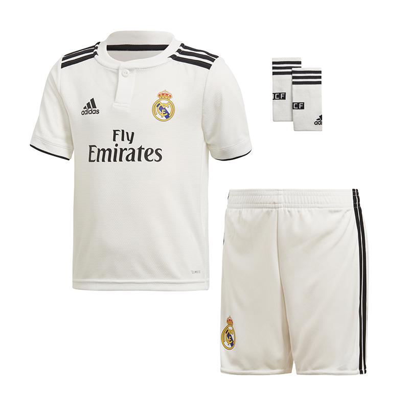fc671aed590 Real Madrid Minikit 2018 2019 Home Adidas nqimgw230-Otros - www ...