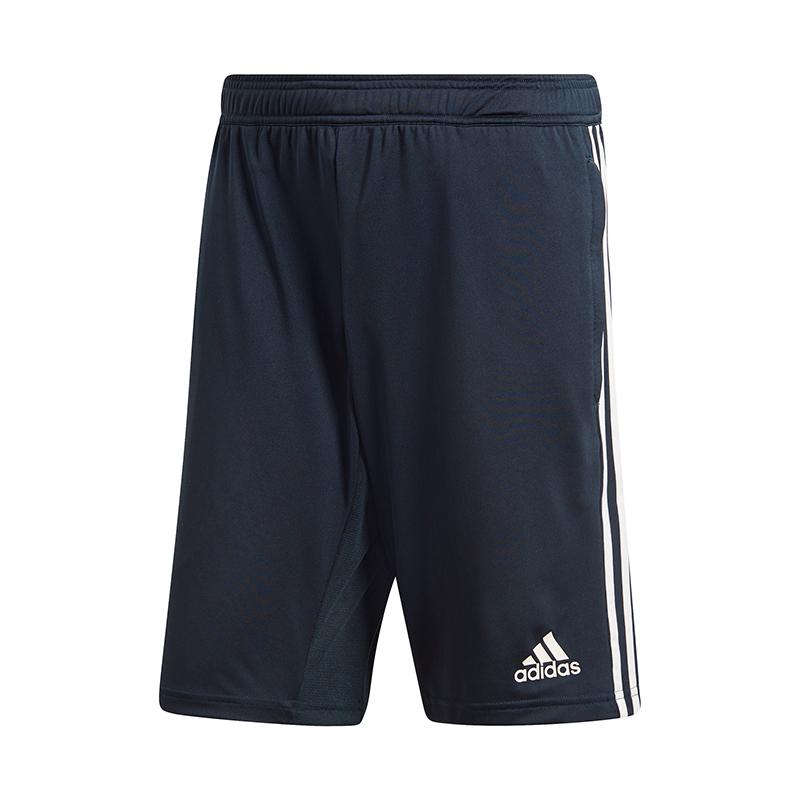 Adaptable Adidas Real Madrid Short D'entraînement Bleu