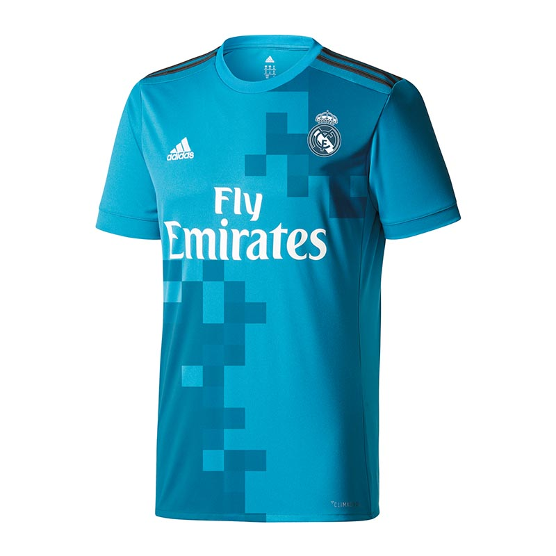 Adidas Real Madrid Camiseta 3º 2017 2018