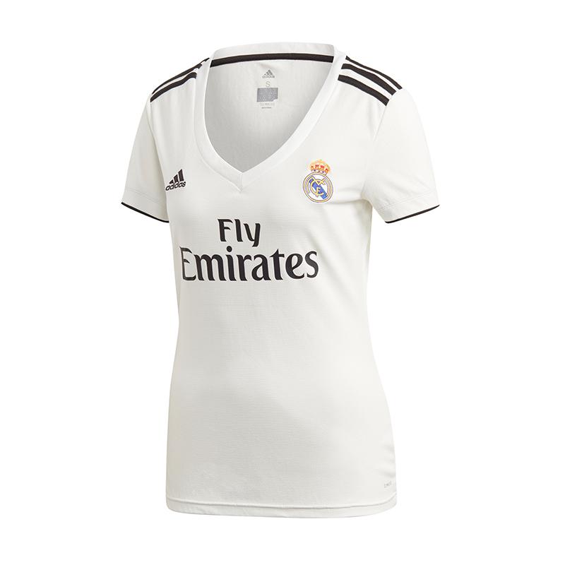 Camiseta Madrid Mujer Adidas Ebay Casa 20182019 Real pExOq4