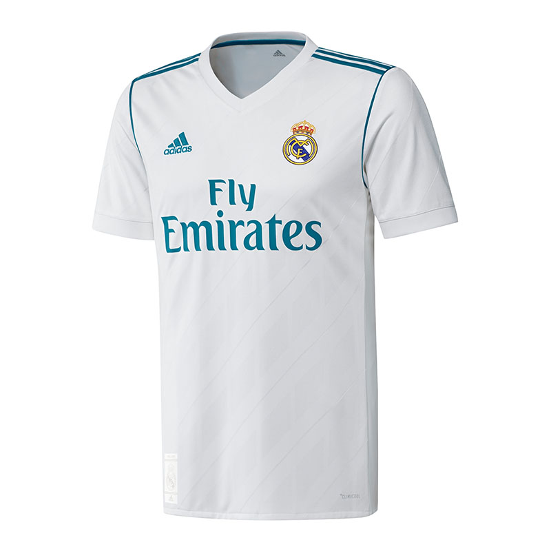 Adidas Real Madrid Camiseta Casa Niños 2017 2018