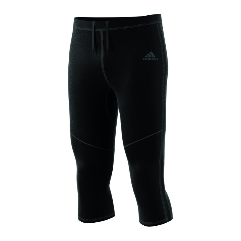Adidas Response 3 4 Tight Running black