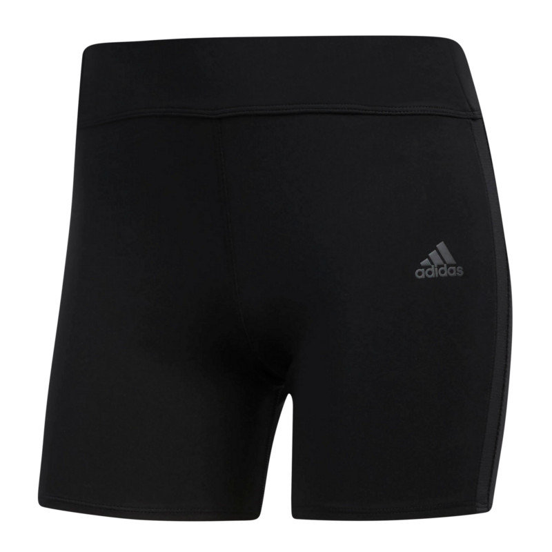 Adidas Response Short Tight Running Femme Noir-afficher Le Titre D'origine