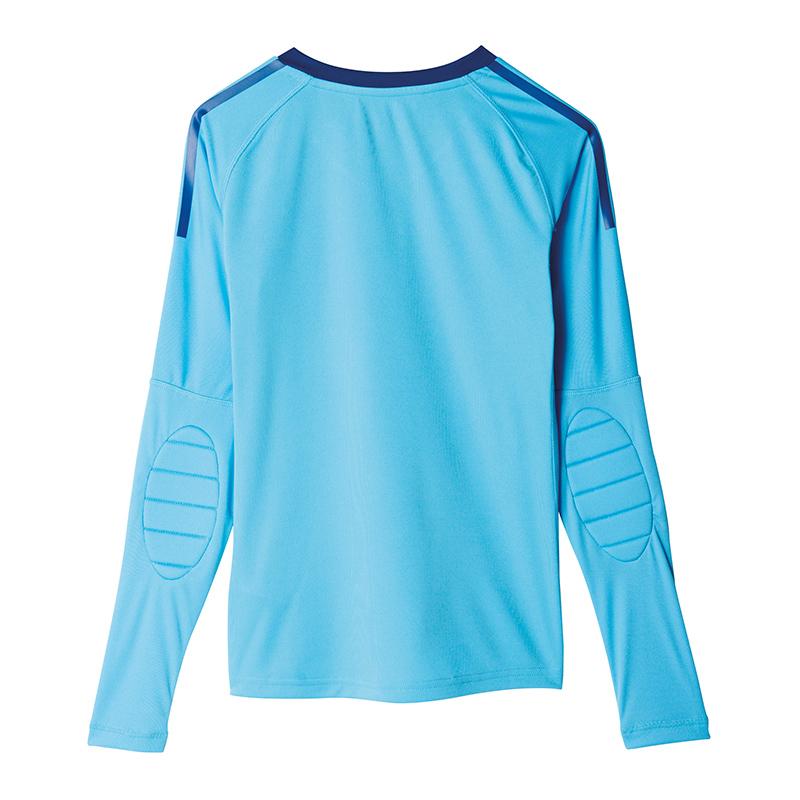 Adidas Revigo 17 Camiseta Camiseta Camiseta Portero Niños Azul 81183a