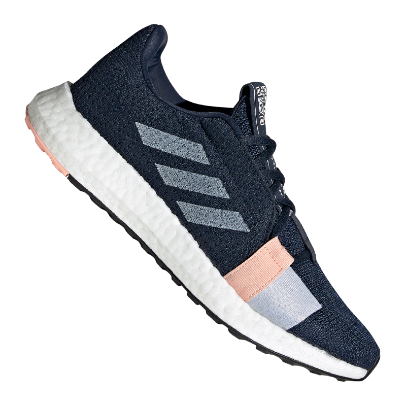 Adidas Sense Boost Go Running Damas Azul