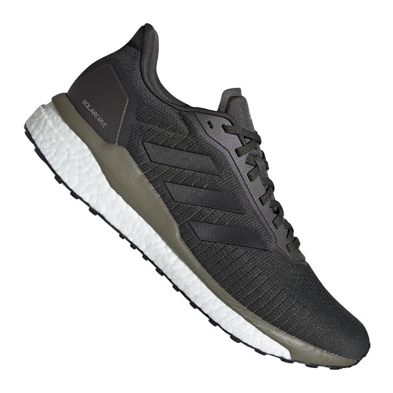 Adidas Solar Drive 19 Laufen Schwarz Grau