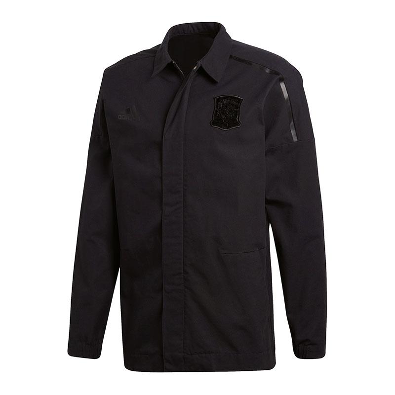 Adidas España por N. E Chaqueta de punto chaqueta negra