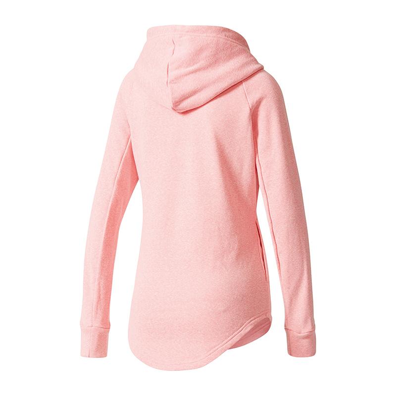 adidas sport id kapuzenshirt hoody damen rosa ebay. Black Bedroom Furniture Sets. Home Design Ideas