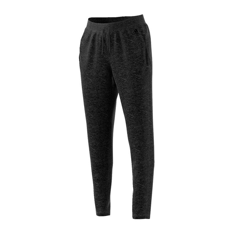 Tapered Id Donna Da Pantaloni Lunghi Sport Adidas Neri EFqPwax