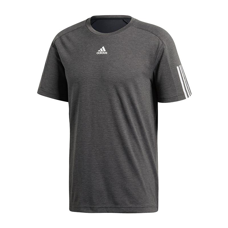 718385747270 Das Bild wird geladen adidas-Stadium-ID-3-Stripes-Tee-T-Shirt-