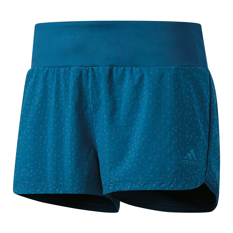 Adidas Supernova Glide Shorts Courant Dames Bleu