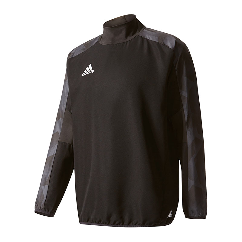 Adidas Tango Jaula de Punto Top Sudadera black
