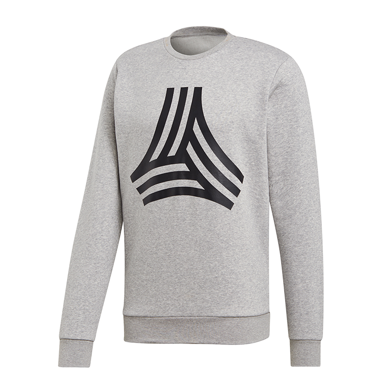 Adidas Tango Graphic Sweatshirt Sweatshirt Sweatshirt Grau a19237
