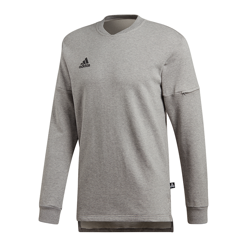 Noir Tango Adidas Tango Sweatshirt Adidas Gris xRTXq8n