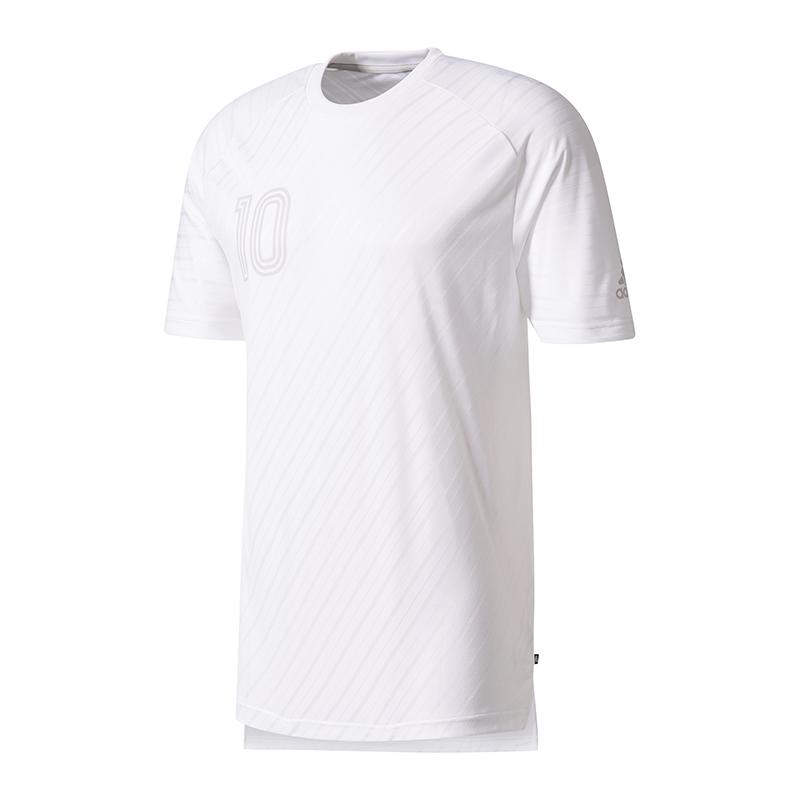 Adidas Tanip Cl Jersey Trikot Weiss Eur 17 98 Picclick Fr