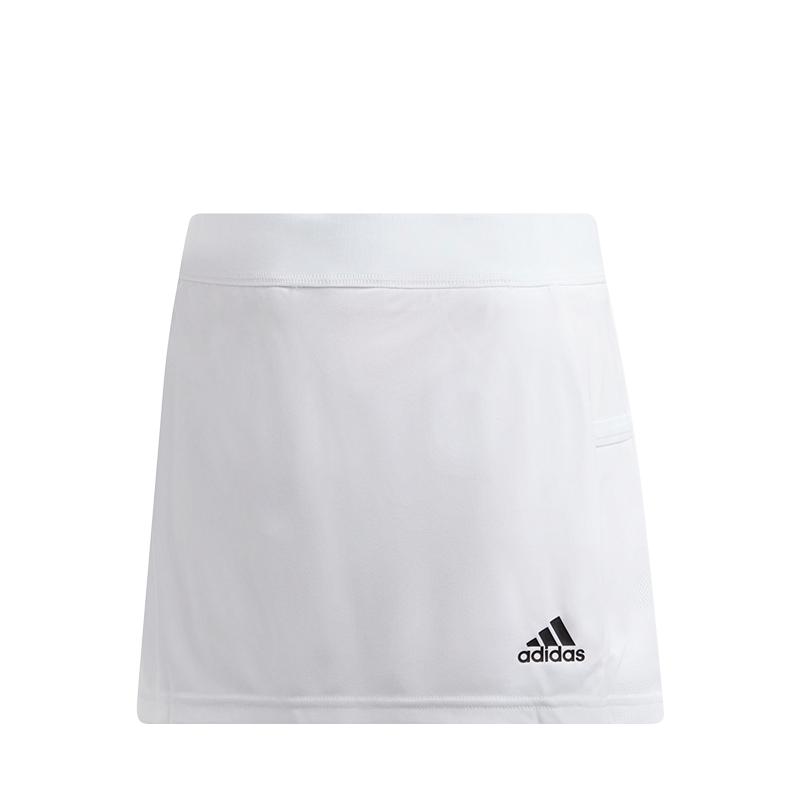 Détails sur Adidas Équipe 19 Jupe Jupe Enfants Blanc