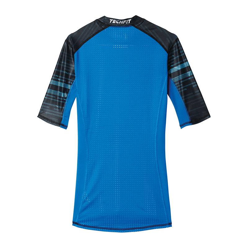 adidas-Tech-vestibilita-Chill-Tee-T-Shirt-Blu