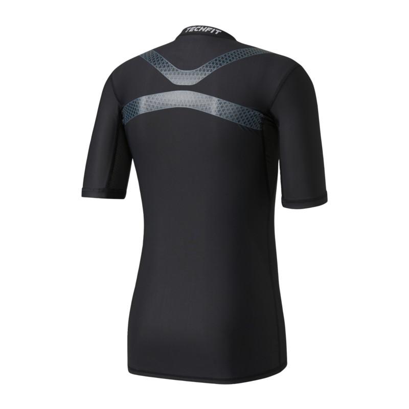 Adidas-Tech-Vestibilita-Power-Maniche-Corte-Te-Nero
