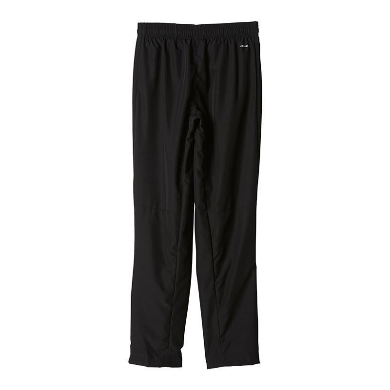 Details zu adidas Tiro 17 Woven Pant Hose lang Kids Schwarz