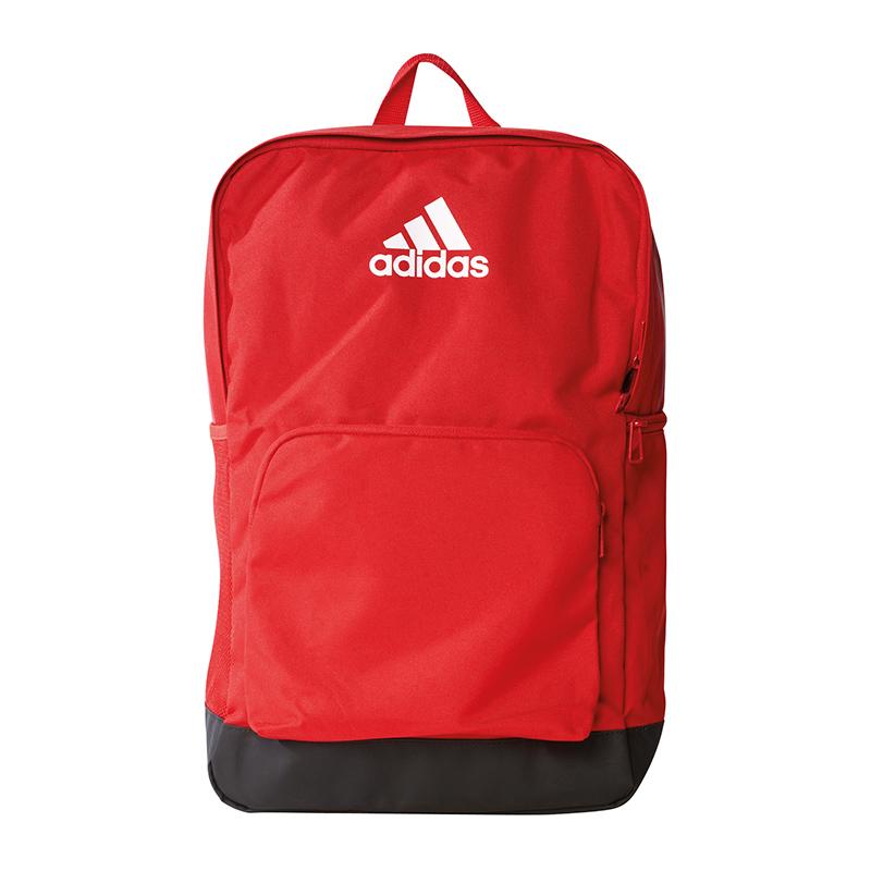 8fb4992cc6af6 Image is loading Adidas-Tiro-Rucksack-Red