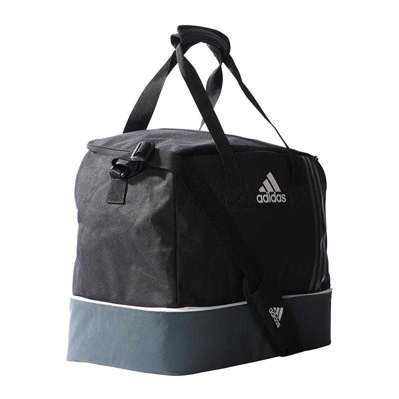 Détails Sur Noir Tiro Sac De Adidas Compart L'équipe GrS Bas Pn0wXO8k