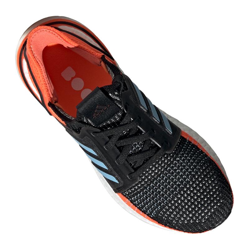 Details zu adidas Ultra Boost 19 Running Damen Schwarz Blau