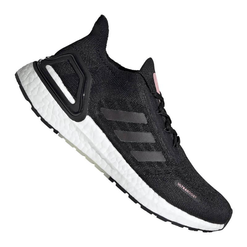 Detalles de Adidas Ultra Boost S. S. Rdy Running Mujer Negro