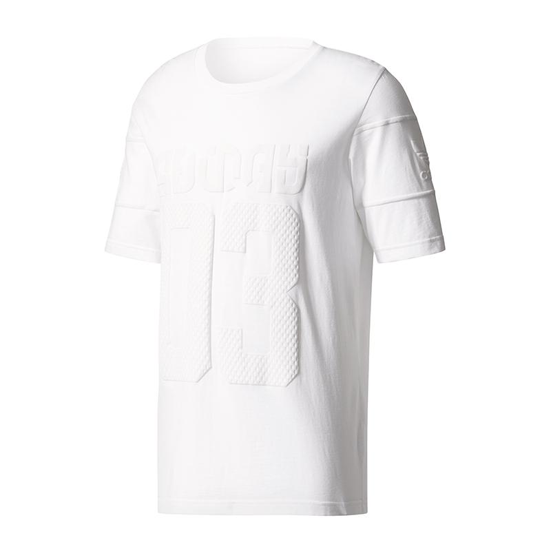 adidas-Winter-D-Tee-T-Shirt-Weiss