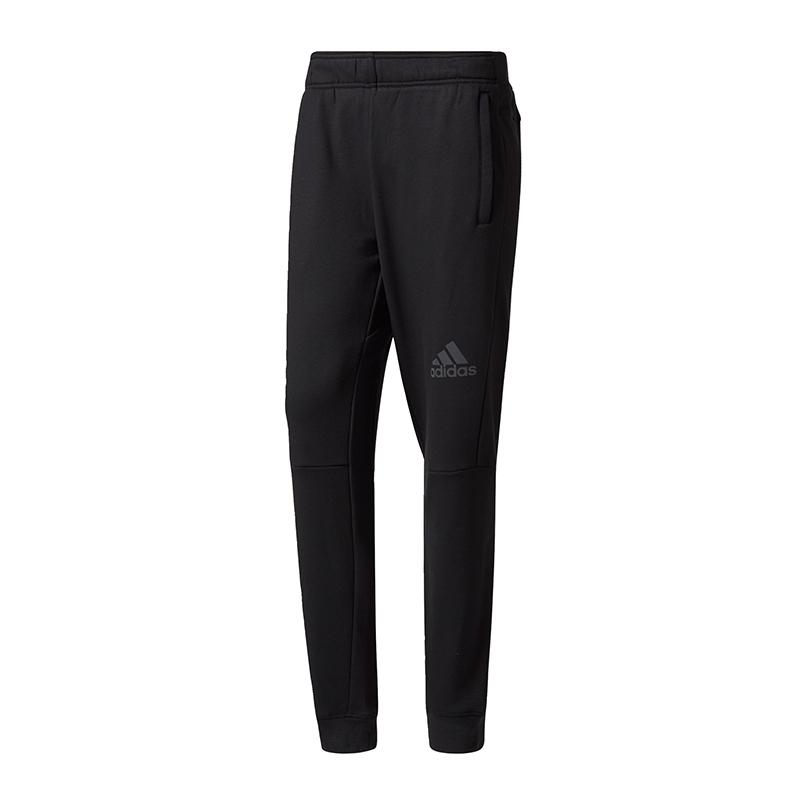 adidas-Workout-Pant-Hose-lang-Schwarz
