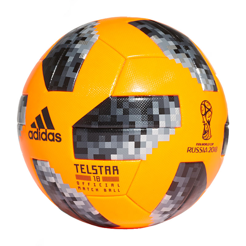 Adidas World Cup Invierno Bola de Partido Naranja