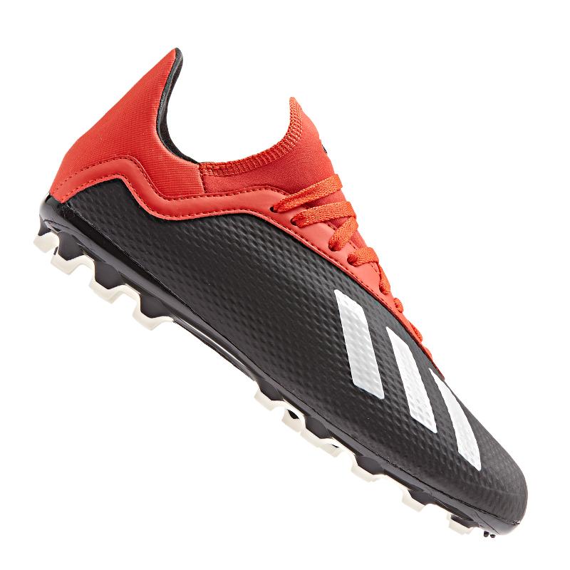 wholesale dealer 6846d 5f076 Adidas x 18.3 Ag Ag Ag J Bambini Nero e Grigio e06249