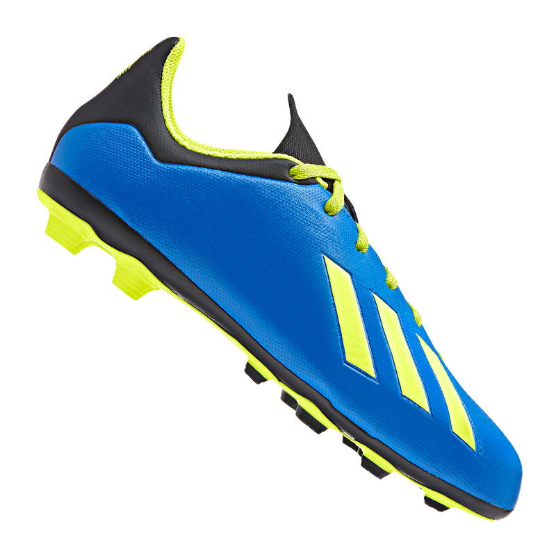 66c9ff5dc x 18.4 Fxg Bambini blue yellow J Adidas ncaptm9746-Shoes   Cleats ...