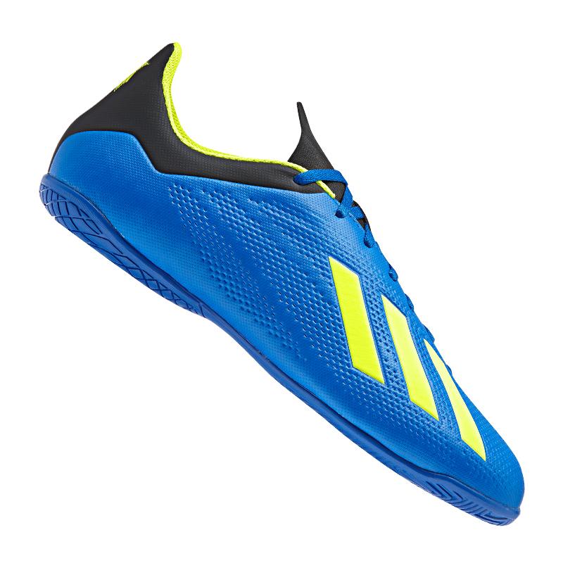 Adidas X Tango 18.4 IN blue yellow