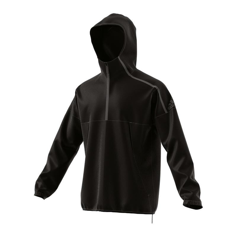 Details zu adidas Z.N.E Anorak Jacke Jacket Schwarz