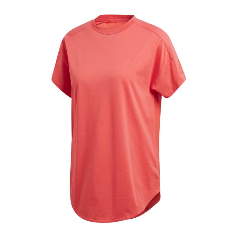 shirt donna e N da Rosso T A Adidas Iz7Awq47