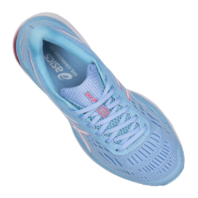 Details about Asics Gel-Cumulus 20 Running Trainers Womens Light Blue F402-  show original title