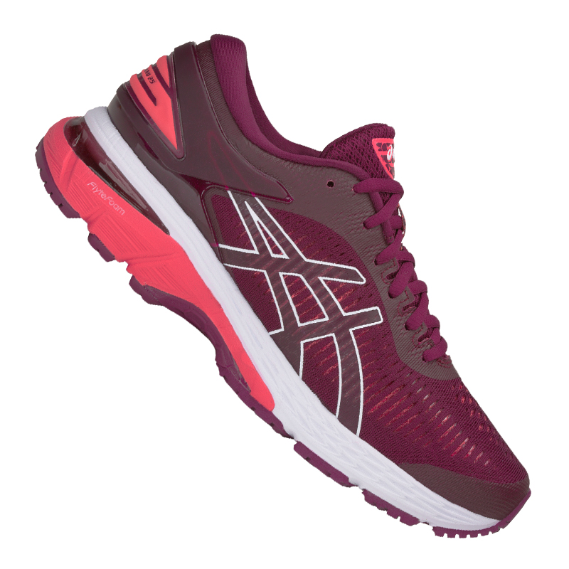 Asics Gel-Kayano 25 Courant Ladies red pink F500
