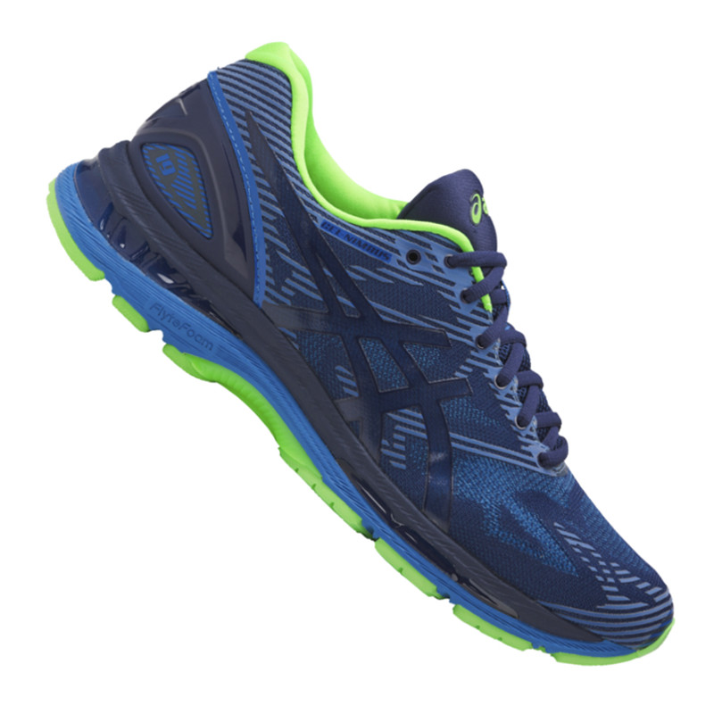 Asics Gel-Nimbus 19 Lite Show Running bluee F4943