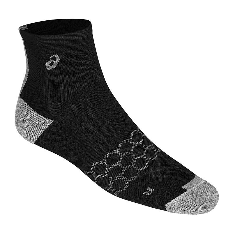 Asics Speed Quarter Socks Socken Schwarz F0904