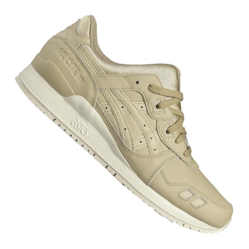 Asics Tiger Gel-Lyte III Sneaker Braun F0505