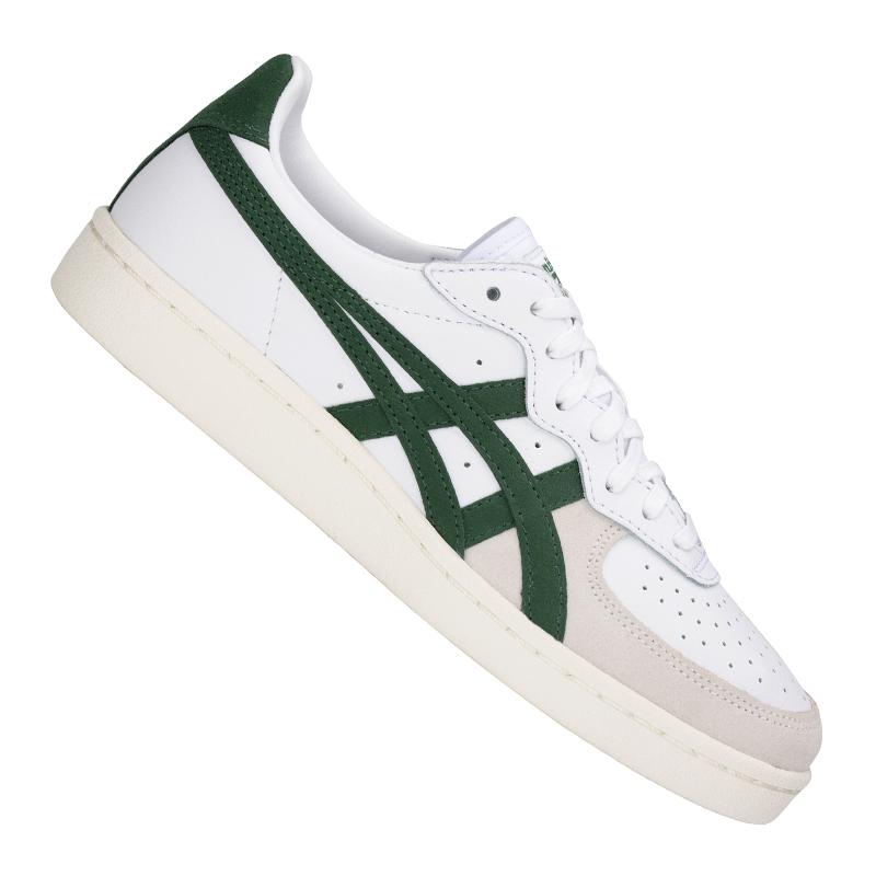 Asics Tiger Gsm Sneaker White Green F101
