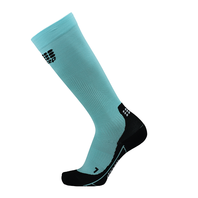 Cep Compression Calcetines Calcetines Running Damas bluee