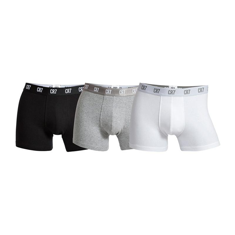 Cr7 BASIC Underwear Boxer doposcuola pacco 3er