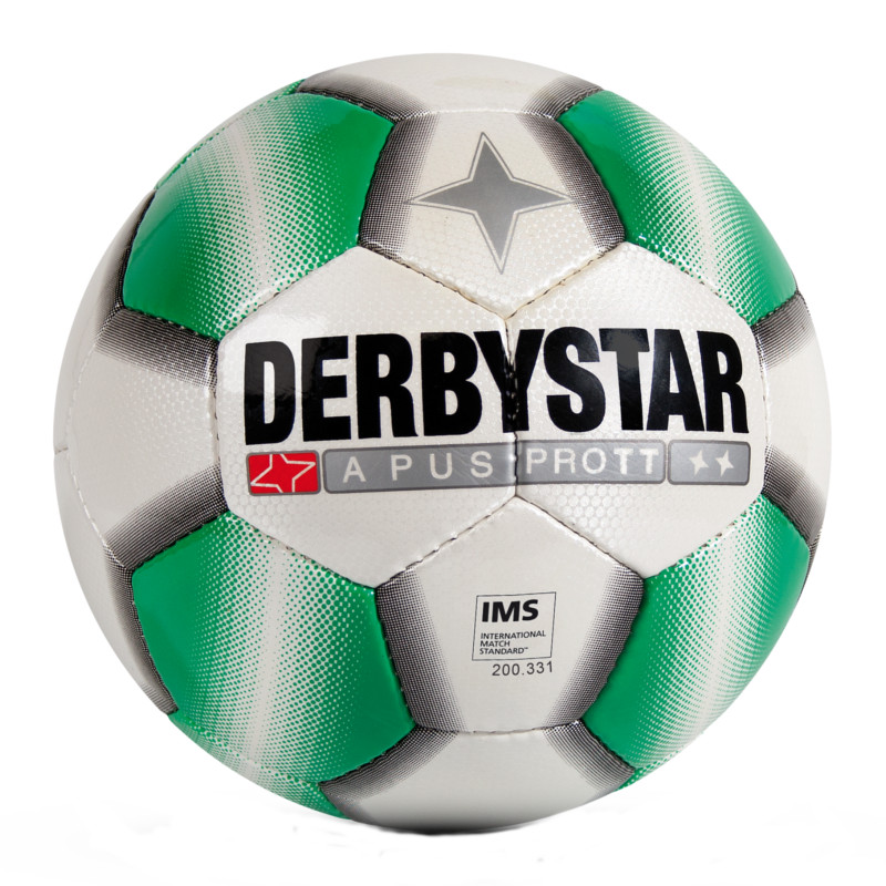 350 g Football jugendball trainingsball Blanc//Noir Derbystar Junior Pro Light