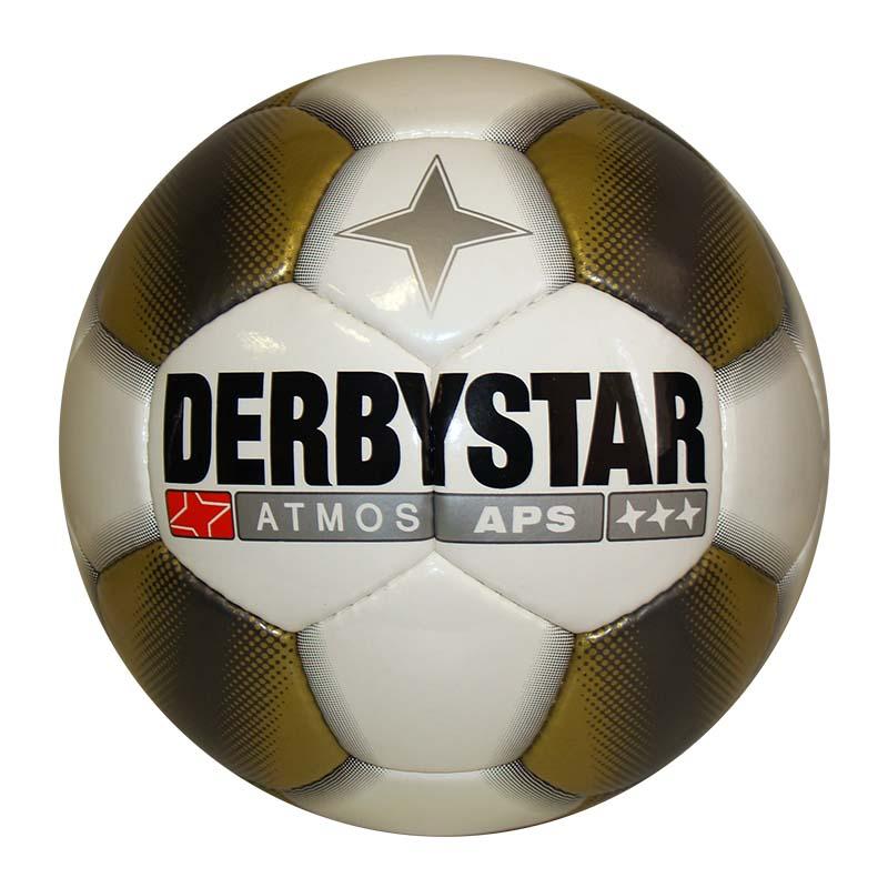 Derbystar Atmos APS Spielball Spielball Spielball Weiss Rot 7bdef7