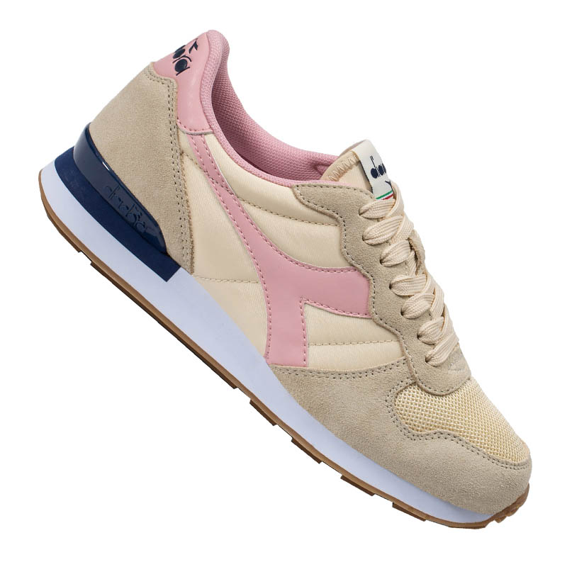 Details zu Diadora Camaro Sneaker Damen Gelb C6638